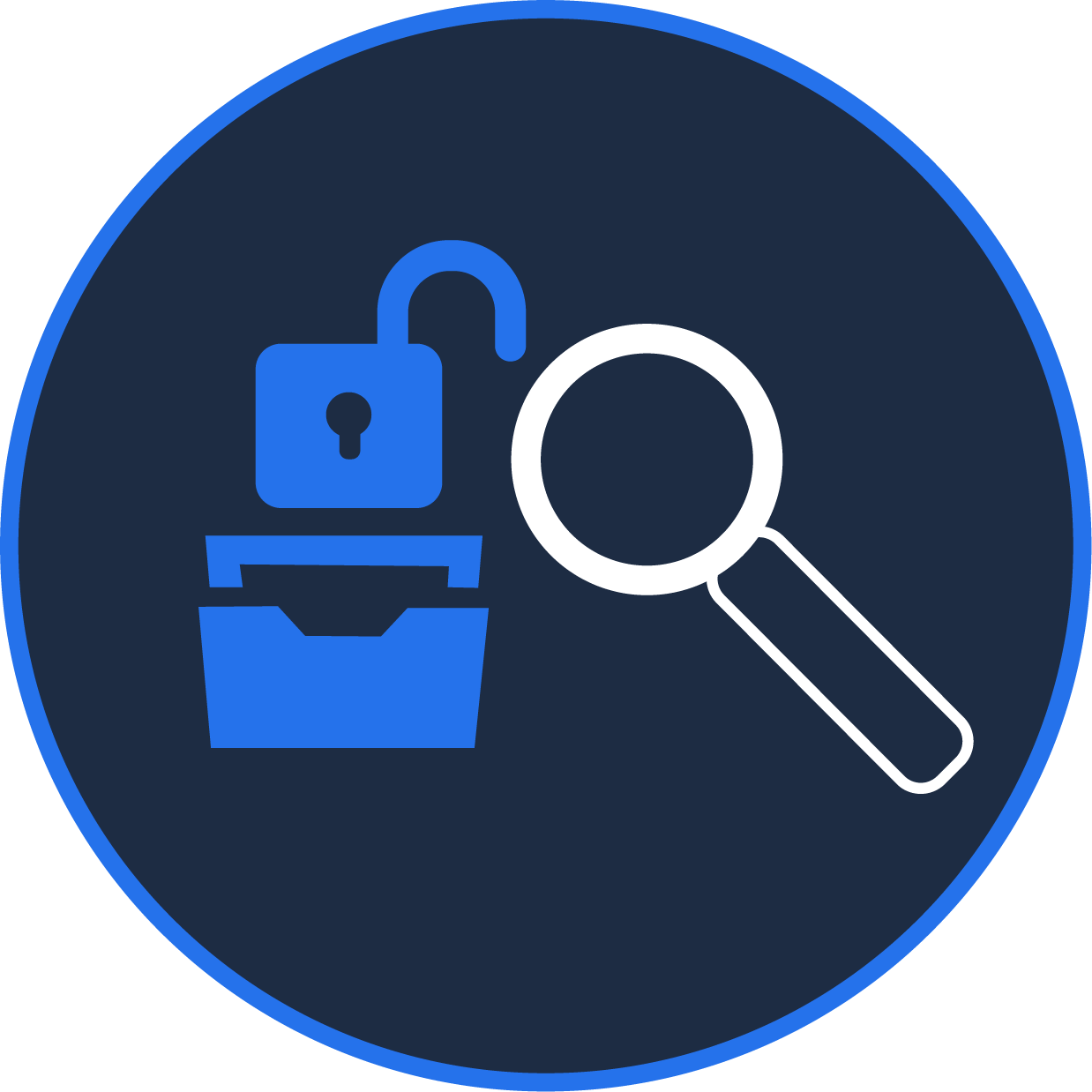 Privacy policies badge