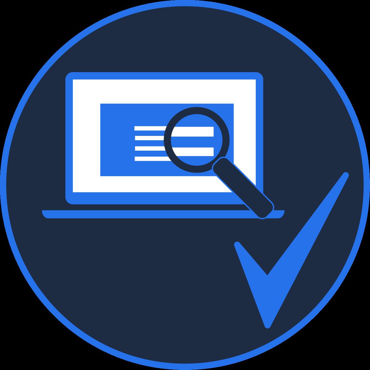 Data protection principles badge