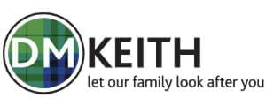 DM Keith Logo
