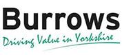 Burrows Motor Company Logo